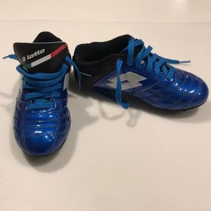 Lotto Little Boys Soccer Cleats